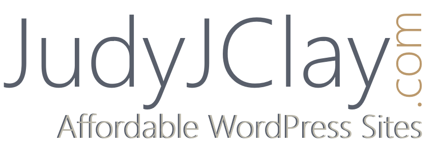 JudyJClay | WordPress Developer Logo